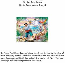 Magic Tree House #4 Pirates Past Noon Reading ...
